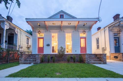 Bayou St. John Single Family Renovation