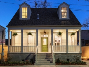Lower Garden District Single Family Creole Cottage