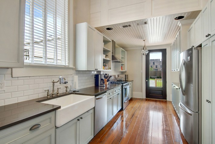 Kitchen Renovation Before And After Old Houses Fixer Upper