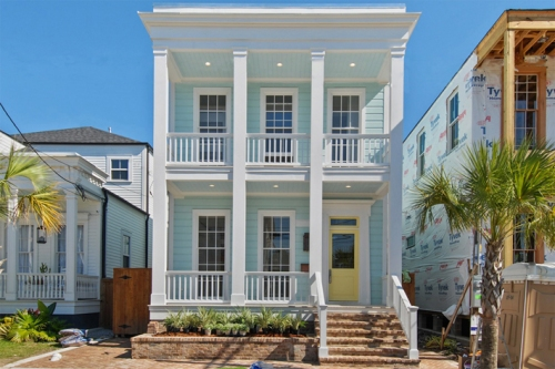 First St. Greek Revival