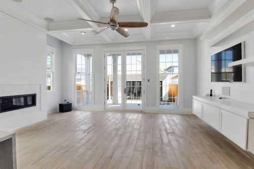 First St. Greek Revival Double Gallery