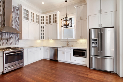 Bayou St. John Single Family Renovation kitchen