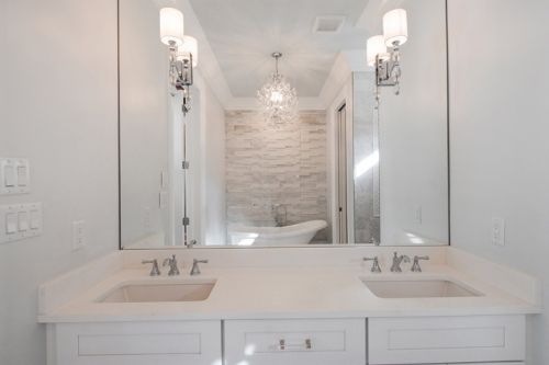 Master Bath and Shower
