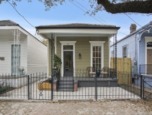 Uptown Double to Single Family Residence Renovation