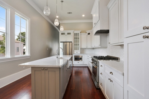 Uptown Single Family Kitchen