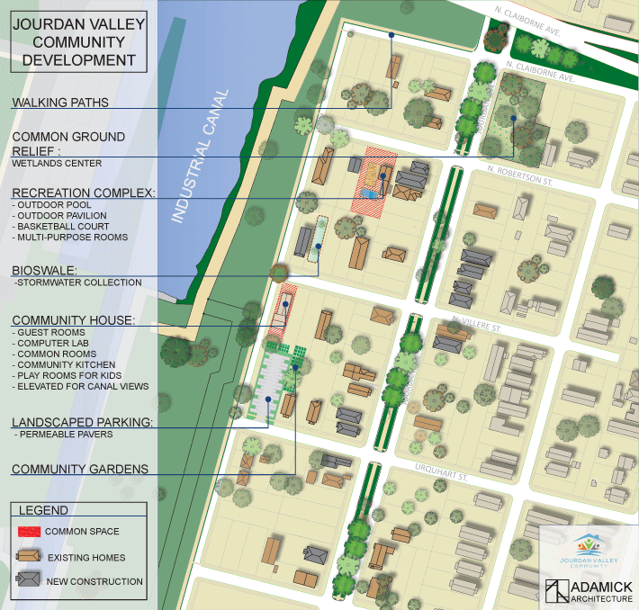 Jourdan Valley Community Development master plan