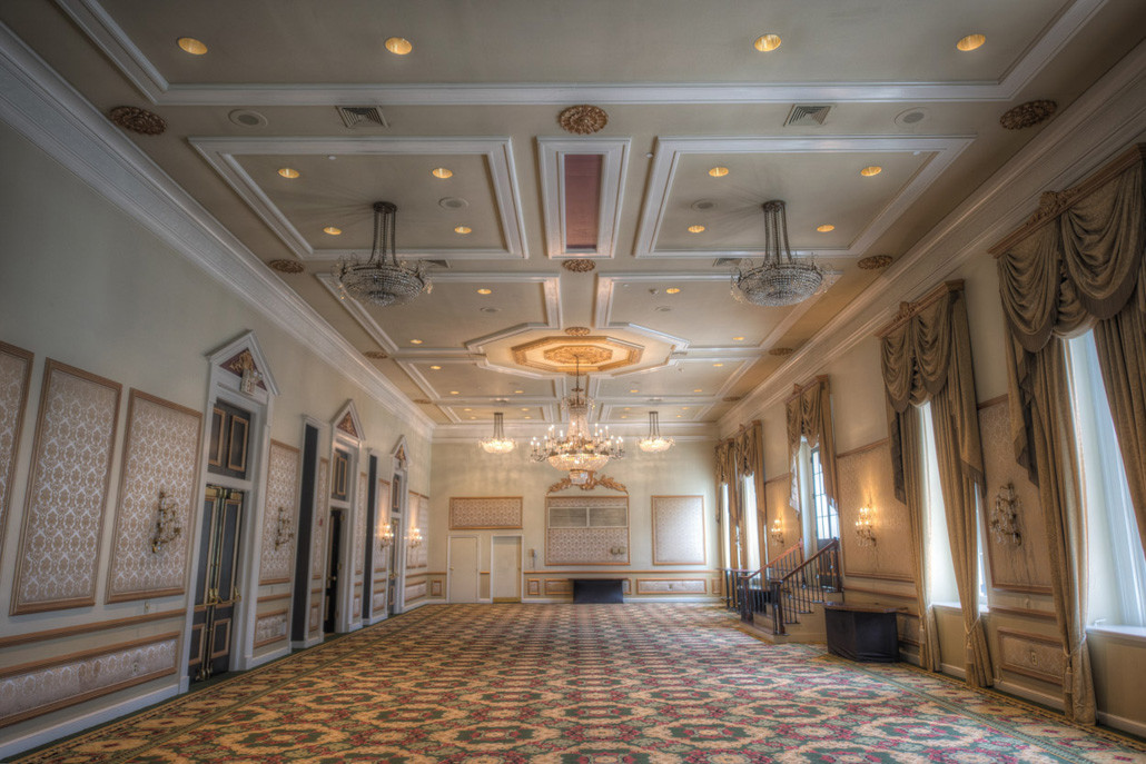 The Orleans Ballroom, present day.