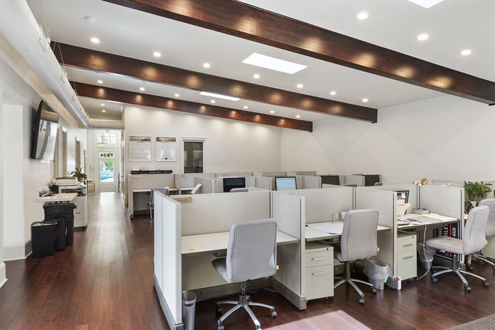Commercial Historic Renovation Office