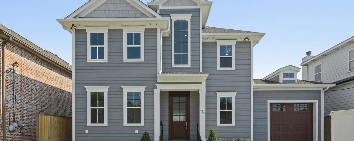 Lakeview Single Family New Construction