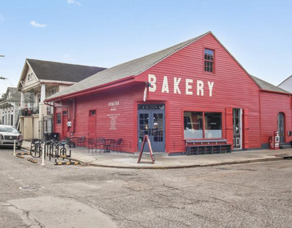 Bywater Bakery Exterior